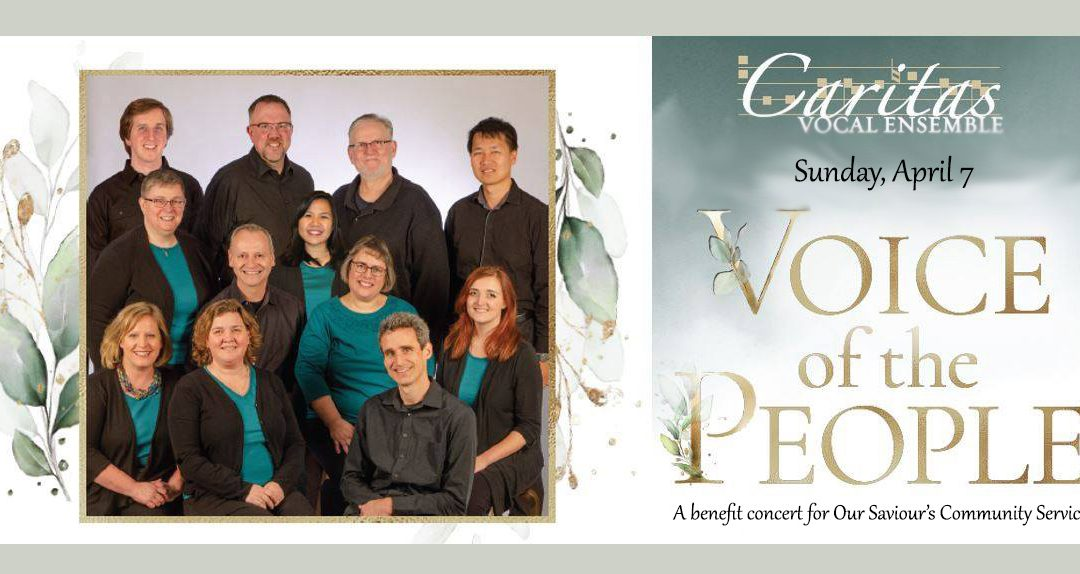 Caritas Vocal Ensemble Concert