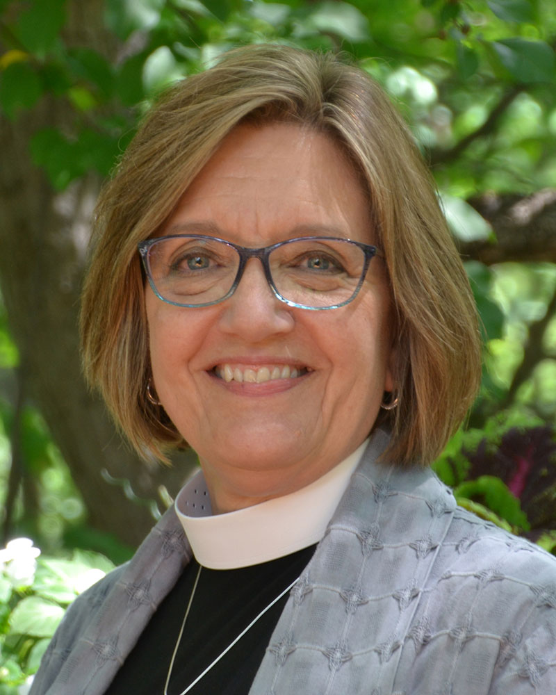 The Rev. Laurie Eaton